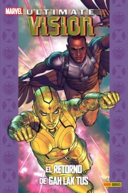Coleccionable Ultimate 70. Visión: El retorno de Gah Lak Tus (Panini)