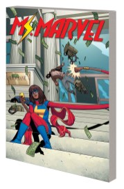 MS. MARVEL VOL. 2: GENERATION WHY TPB