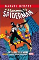 Marvel Héroes 57. El Asombroso Spiderman: La era del traje negro (Panini)