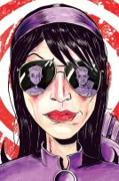 ALL-NEW HAWKEYE #1 portada de Lemire