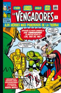 Marvel Gold. Los Vengadores 1