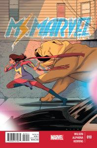Ms. Marvel #10 1