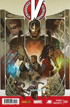 Vengadores Mundiales 9 (Panini)