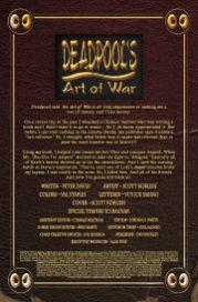 Deadpool's Art of War 4 2