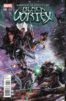 Guardians of the Galaxy & X-Men The Black Vortex Alpha #1 2