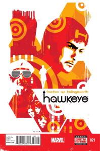Hawkeye #21 1