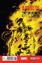 Iron Fist The Living Weapon 8 1