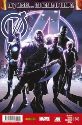 Los Vengadores v4, 48 (Panini)