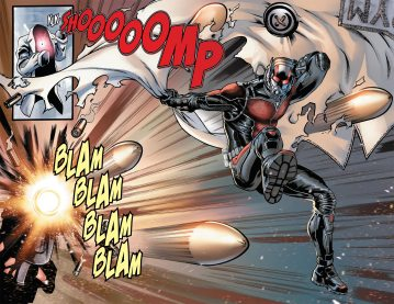 Marvel's Ant-Man Prelude #1 3
