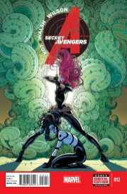 Secret Avengers #12 1