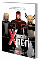 UNCANNY X-MEN VOL. 4 VS. S.H.I.E.L.D. TPB