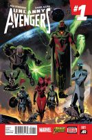 Uncanny Avengers #1 1