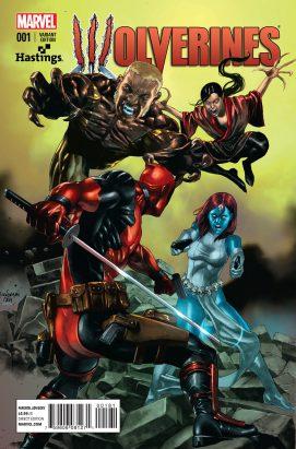 Wolverines 1 7