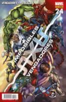 Imposibles Vengadores 24 (Panini)