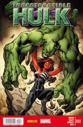 Indestructible Hulk 33 (Panini)