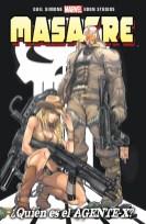 Masacre: ¿Quién es el Agente-X? (Panini)