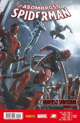 El Asombroso Spiderman 102 (Panini)