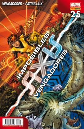 Imposibles Vengadores 25 (Panini)