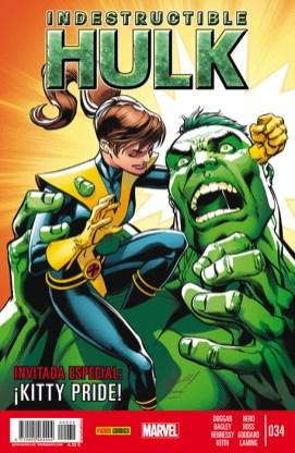 Indestructible Hulk 34 (Panini)