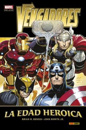 Marvel Deluxe. Los Vengadores 1: La Edad Heroica (Panini)