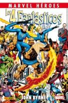 Marvel Héroes 59. Los 4 Fantásticos de John Byrne 1 (Panini)