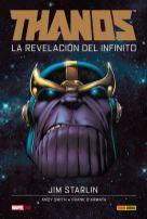 OGN. Thanos: La Revelación del Infinito (Panini)