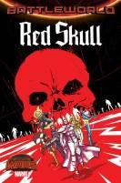 RED SKULL #1