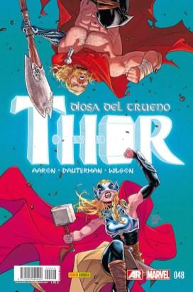 Thor: Diosa del Trueno 48 (Panini)
