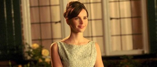 Felicity Jones protagonizará Star Wars Rogue One