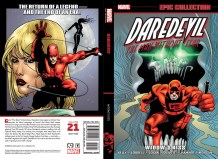 DAREDEVIL EPIC COLLECTION: WIDOW'S KISS TPB