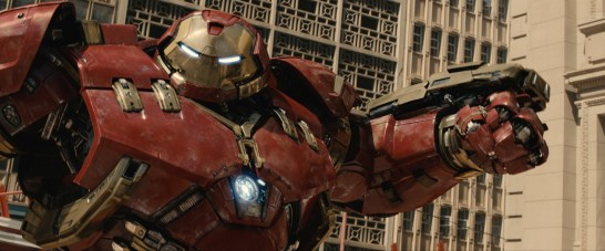 Marvel's Avengers: Age Of Ultron Hulkbuster Ph: Film Frame ©Marvel 2015