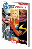 A-FORCE PRESENTS VOL. 1 TPB