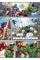 Avengers VS 1 6