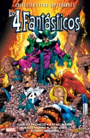 Colección Extra Superhéroes 49. Los 4 Fantásticos 1 (Panini)
