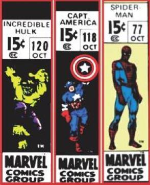 """Marvel no recuperó el control efectivo sobre la distribución de sus publicaciones hasta 1969. Los cómics comercializados en Julio de aquel año exhibirían por primera vez el emblema """"CC"""", abreviatura de Curtis Circulation. Otro """"regalito"""" que trajo consigo el cambio de propietario fue el incremento de precio de las publicaciones a 15 centavos, lo que provocaría las iras de los lectores de la época."""