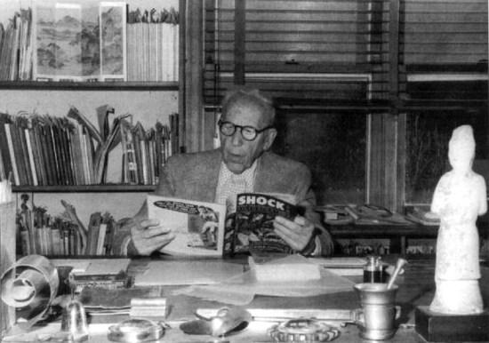 Fredric Wertham abogaba por prohibir la venta de cómics a los niños porque consideraba que sus contenidos incitaban a la violencia. En su comparecencia ante el senado estadounidense, el psiquiatra llegó a afirmar que Hitler era un principiante comparado con la industria de los comic books.