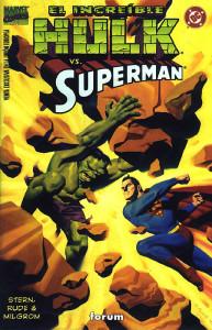 Gráficamente, el especial Hulk vs. Superman estaba al nivel de los mejores crossovers Marvel/DC y sin duda hubiera merecido una edición a gran formato, eso que los americanos llaman Treasury. El periplo marveliano de Steve Rude se completaría con sendas miniseries dedicadas a La Patrulla-X, Spiderman, Thor y Capitán América. Superman Copyright © 2013 DC Comics