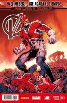 Los Nuevos Vengadores v2, 51 (Panini)