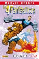 Marvel Héroes 60. Los 4 Fantásticos de John Byrne 2 (Panini)