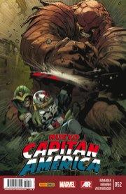 Nuevo Capitán América 52 (Panini)