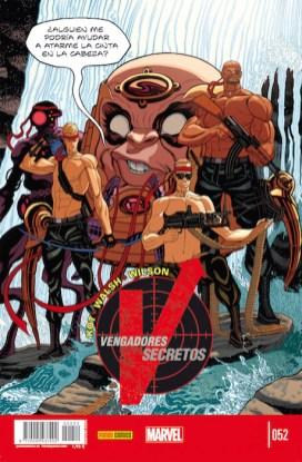Vengadores Secretos 52 (Panini)