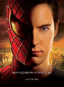 spiderman2poster