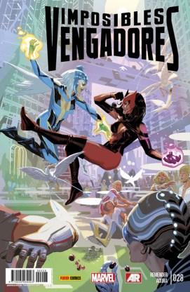 Imposibles Vengadores 28 (Panini)