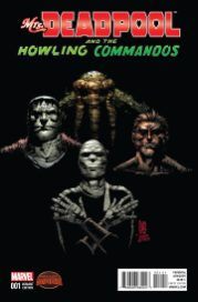 Mrs. Deadpool and the Howling Commandos 1 4