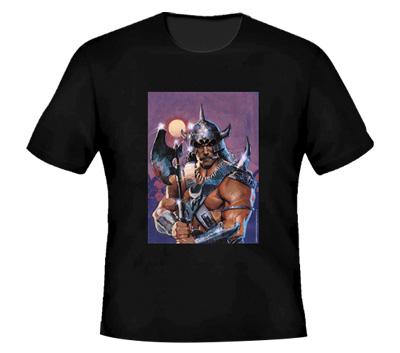 Con tu 14º envío Si te gusta Conan, te gustará esta espectacular camiseta creada en exclusiva para la colección.