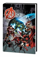 AVENGERS BY JONATHAN HICKMAN VOL. 3 HC