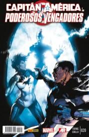 Capitán América y los Poderosos Vengadores 20 (Panini)
