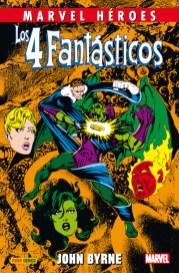 Marvel Héroes 62. Los 4 Fantásticos de John Byrne 4 (Panini)