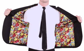 chaqueta iron man