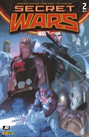 Secret Wars 2 (Portada Alternativa) (Panini)